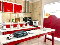 Salle de production (cuisine)