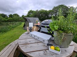 Luxury BBQ packages available
