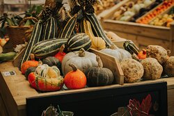 From staples, such as potatoes and onions, to seasonal delights like strawberries and artichokes, we've all the fresh fruit, herbs and veg you'll need to keep your cooking healthy and delicious.