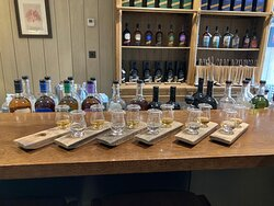 Super tour with Susie at the Distillery
