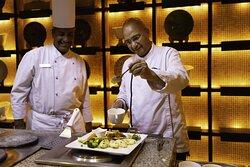 Rosetta Restaurant chefs