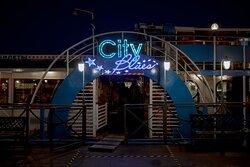 теплоход CityBlues