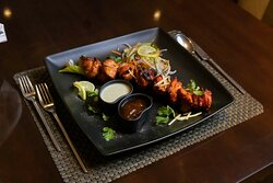 Silk Road dish