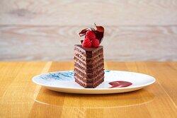 7-Layer Chocolate Cake