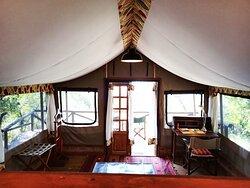Classic tent Kilima Camp Masai Mara
