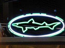 Logomark: Dogfish Head Ale.