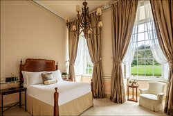 Tivoli Palacio De Seteais Superior Double Garden View Bed Windows