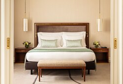 Tivoli Avenida Liberdade Junior Suite Bedroom Bed