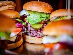 The famous Salt beef burger (2021 Autumn)