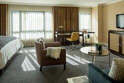 Loft Suite Living Room
