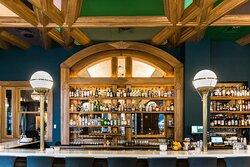 Bar at Rosa Rosa