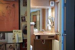 Unieke kamer ingericht door modeontwerpster Monique Gheysen