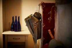 Unieke kamer ingericht door toneelschrijver Bart Cafmeyer