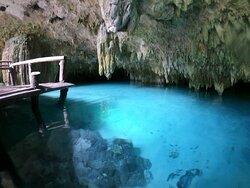 Cenote caverna