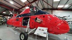 Westland Wessex HCC Mk4 - The last Queen's Flight Helicopter