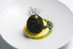 The Montagu Kitchen Restaurant Scotch Egg