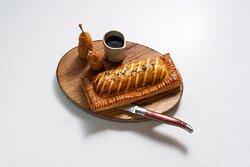 The Montagu Kitchen Restaurant Quail Wellington