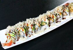 Dragon special roll