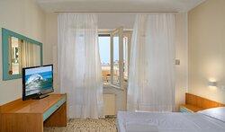 Camera Matrimoniale con balcone