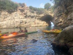 Excellent Kayak Trip