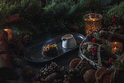 Festive Menu in December