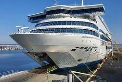 Port of Tallinn - Silja Europa
