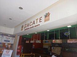 Puerto Morelos mexican mall restaurante