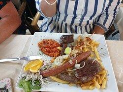 Erg leuk restaurant in Porec!