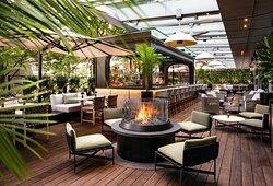 EPOCH Bar & Kitchen Terrace