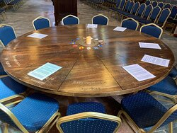 Going round the round table