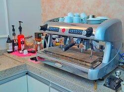 Máquina para tirar nosso delicioso café