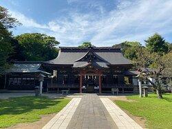 磯前神社⛩眺め最高🤣
