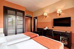 Twin BW Gorizia Palace Hotel Controcampo