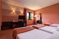 BW Gorizia Palace Hotel Tripla Controcampo