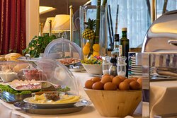BW Gorizia Palace Hotel Colazione salata