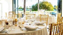 Wedding Reception in Gusti Restaurant