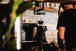 Każdą kawę przygotowujemy na bazie espresso