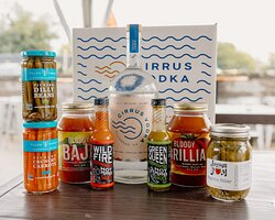 Pick up a Bloody Mary Kit to-go, or order one for delivery. Make sure to check out our Build Your Own Bloody Mary Bar every Sunday from 1-6 pm!