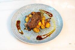 Steak à La Francaise