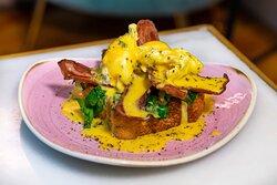 Eggs Benetict for Brunch