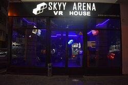 Skyy Arena VR Tbilisi waiting for you!   Vasil Barnov St. #56