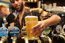Big Smoke beer