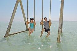 Ilhas Giftun, as mais bonitas do Mar Vermelho, um verdadeiro paraíso.