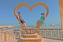 As Ilhas Giftun são as mais próximas da cidade turística de Hurghada.