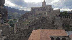 South Georgia and Rabath castle