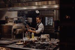 Kitchen at Solna1