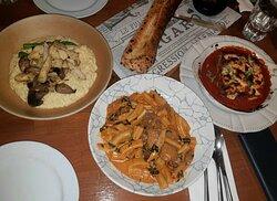 GreatcItalian food
