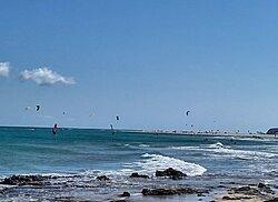 Quando fazes de um sonho uma realidade, de grandes praias que gostavas visitar, e quando chegas e melhor que teu sonho.