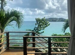 2 Story beachfront butler room (#25)