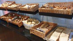 Frühstücks-Buffet Moa-Mercure Berlin